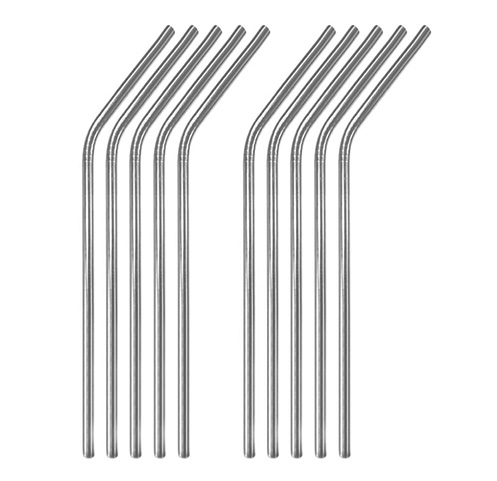 cutomized stainless steel straws