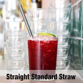 Straight Standard Straw